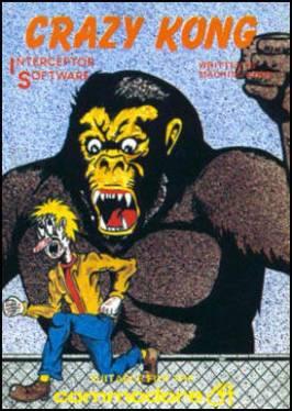 Crazy_Kong_Cover